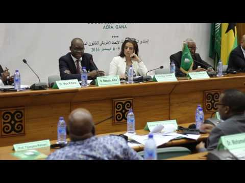 African Union Commission on International Law 5th Forum (Accra, Ghana) : Topic 3