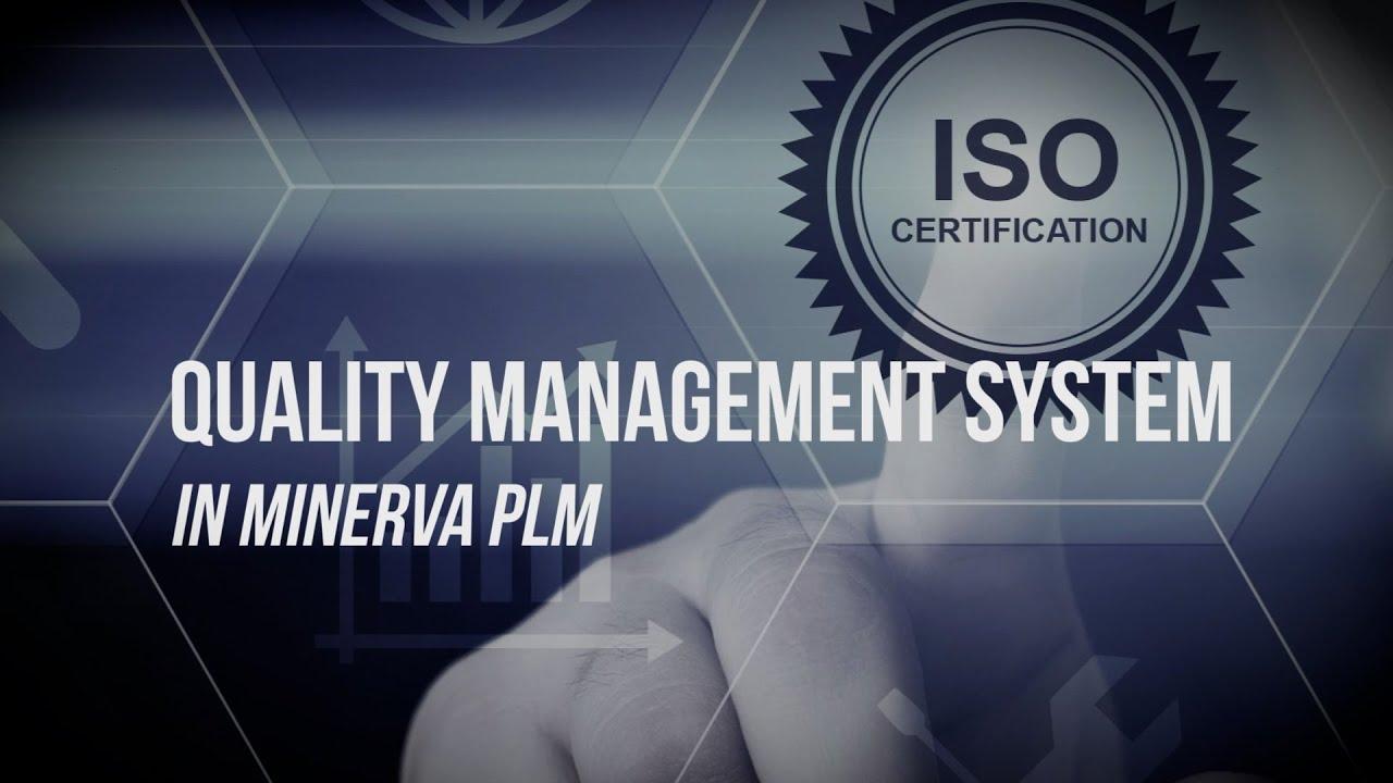 Download Minerva PLM Quality Management System Tutorial
