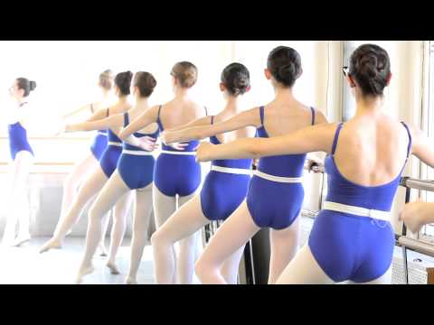 Joffrey Ballet Schools promotional video for the Young Dancer program. There is a clip of me teaching 2min into it.