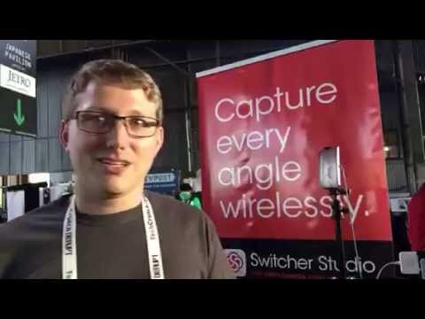 Switcher Studio For YouTubers At TechCrunch Disrupt SF #YouTube