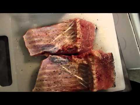 живое мясо карпа спустя три часа