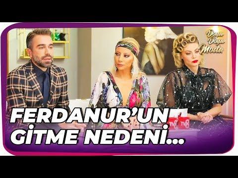 Jüri, Ferdanur'un Neden Diskalifiye Edildiğini Açıkladı! | Doya Doya Moda 105. Bölüm