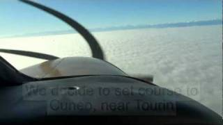 Approach and Landing with IFR Minimum Visibility