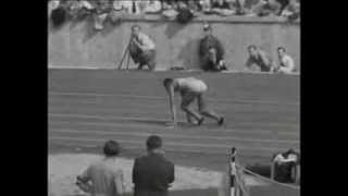 1936, 4x100m, Men, Olympic Games, Berlin