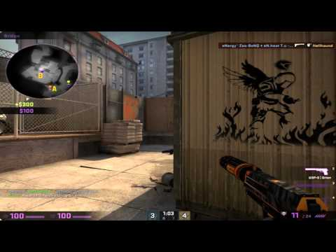Crazy USP Ace on LAN (eN Zeo)
