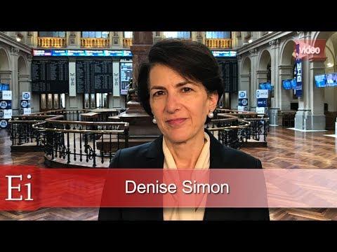 """Denise Simon en """"La economía argentina está saliendo de la recesión..."""" en Estrategiastv (28.09.17)"""
