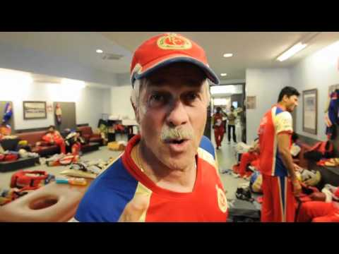 We are the Champions. RCB, CLT20