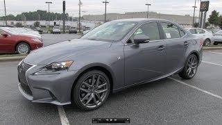 Lexus IS Sport Sedan 2014 Videos