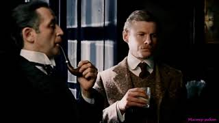 Приколы 2017.  Шерлок Холмс и доктор Ватсон.  Бидон с молоком .