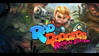 Rad Rodgers Radical Edition - Gameplay Level 1 (PC)