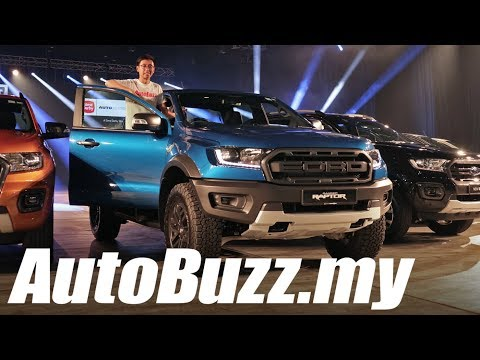 Ford Ranger Raptor, Things You Need To Know - AutoBuzz.my