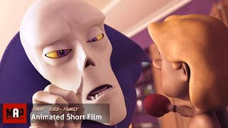 CGI 3D Hilarious Animated Short Film ** FAUCHE QUI PEUT ** Funny Animations for Kids by ArtFX Team