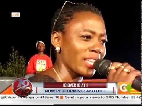 10 Over 10 At 1: Akothee Live #10Over10