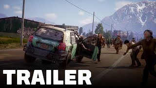 State of Decay 2: Zedhunter Update Trailer - X018