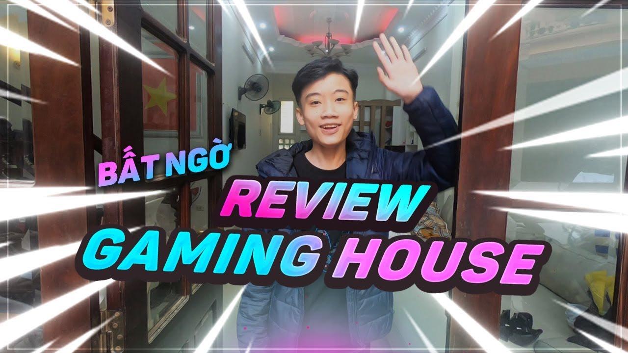 [Vlogs Số 1] Review Gaming House Của Team WAG Xem Có Gì Nào...?