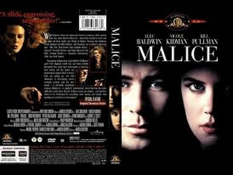Malice (1993) with Nicole Kidman, Bill Pullman, Alec Baldwin Movie