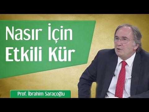 Nasır İçin Etkili Kür | Prof. İbrahim Saraçoğlu