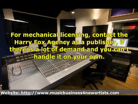 Music licensing -- 10 Steps On How To Licence Your  Music
