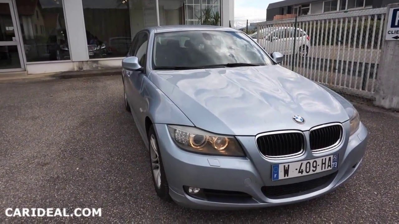 bmw 320 xd touring occasion youtube. Black Bedroom Furniture Sets. Home Design Ideas
