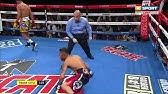 cancio vs machado , knockdown asalto 1º