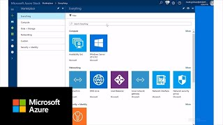 How to configure the Azure Stack Marketplace