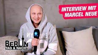Berlin - Tag & Nacht - Interview mit Marcel Neue a.k.a. Krätze - RTL II