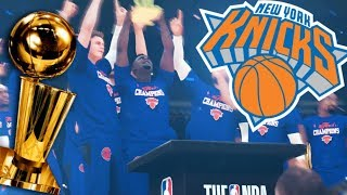 THE NEW YORK KNICKS OFFICIAL REBUILD