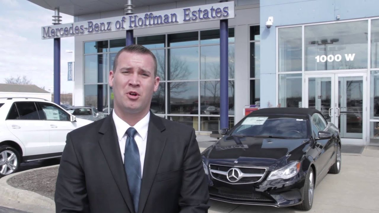 About Us | Mercedes Benz Of Hoffman Estates