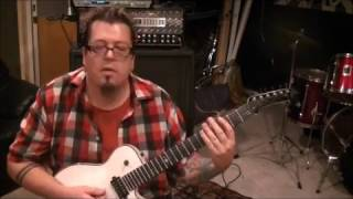 How to play Walk by Pantera on guitar by Mike Gross
