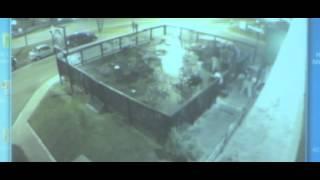 CCTV Shows Missing Teen Running