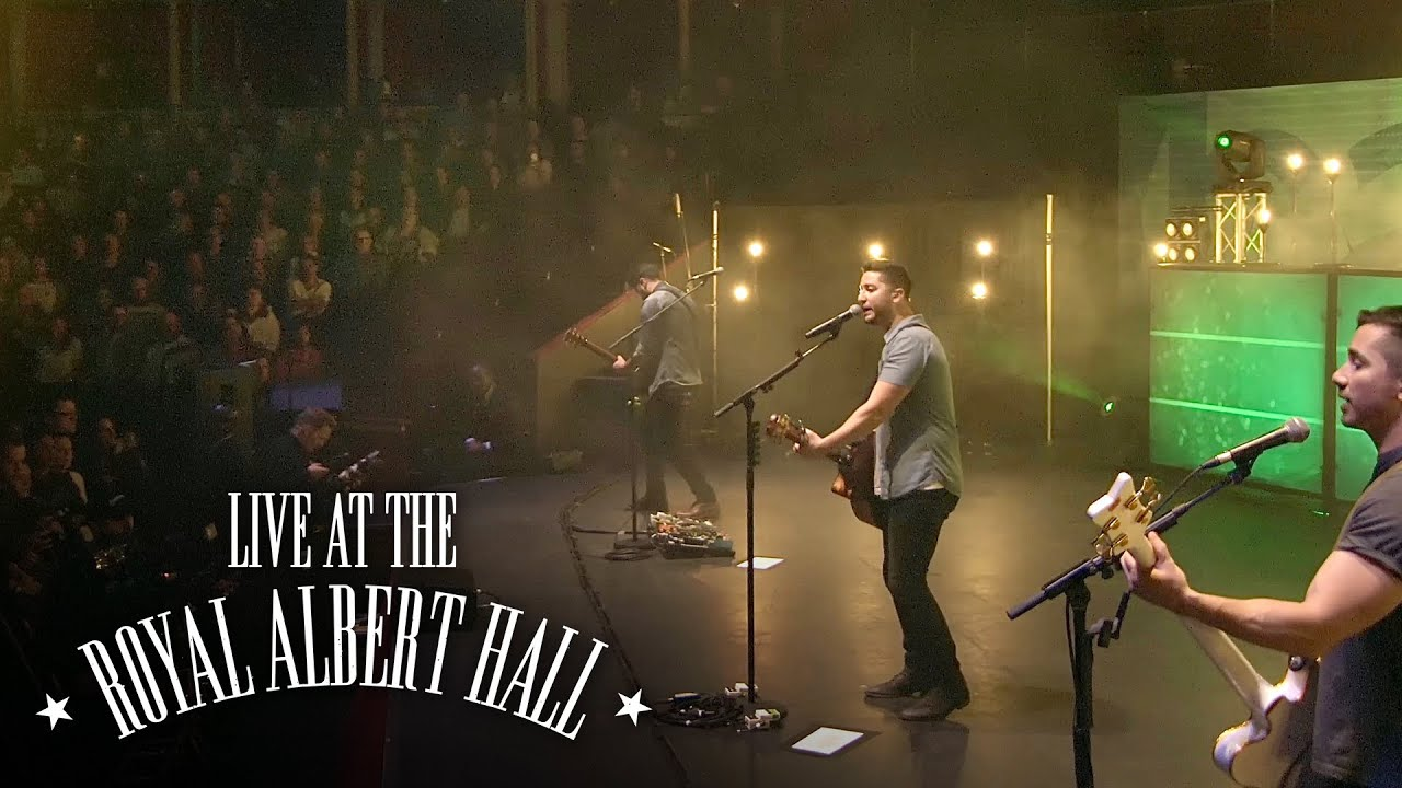 Boyce Avenue - Be Somebody (Live At The Royal Albert Hall)(Original Song)