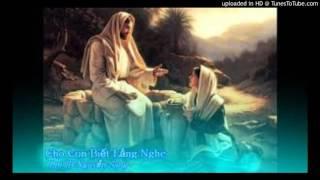 57 XIN CHÚA GIÊSU GIÚP CON LẮNG NGHE LỜI CHÚA