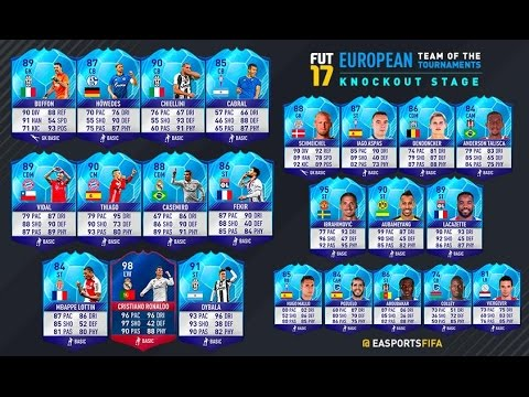 GIVEAWAYS, NIEUWE TOTKS EN 98 RATED RONALDO?! | FIFA 17 LIVESTREAM!