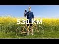 Prague - Berlin: 530 km bike trip
