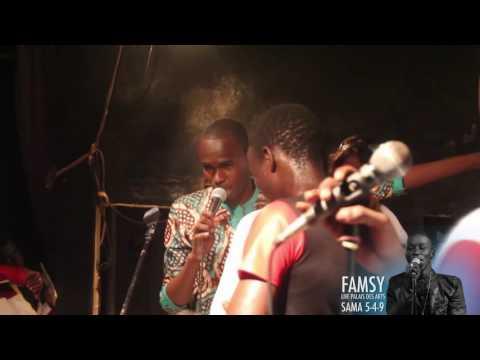 FAMSY LIVE PALAIS DES ARTS 2em Partie