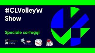 ⭐ guarda e commenta live 🔴 i sorteggi della fase finale di #clvolleyw! in diretta con noi, le atlete imoco volley conegliano, igor gorgonzola novara, sa...