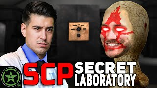 Mystery of the Grinder - SCP: Secret Laboratory