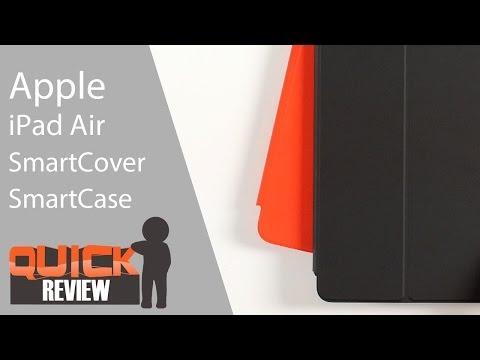 [KR] iPad Air 스마트 커버 케이스 개봉기