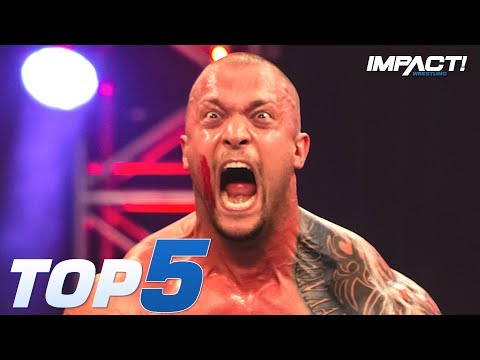 Top 5 Must-See Moments from IMPACT Wrestling for Mar 1, 2019 | IMPACT! Highlights Mar 1, 2019