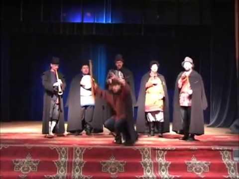 Московский хор рожечников - На горе-то калина (демо)