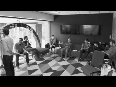 Tour the Google Ventures war room in San Francisco