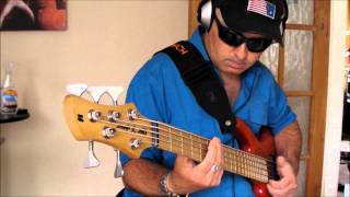 Gonna Fly Now....Theme from Rocky......Bass cover