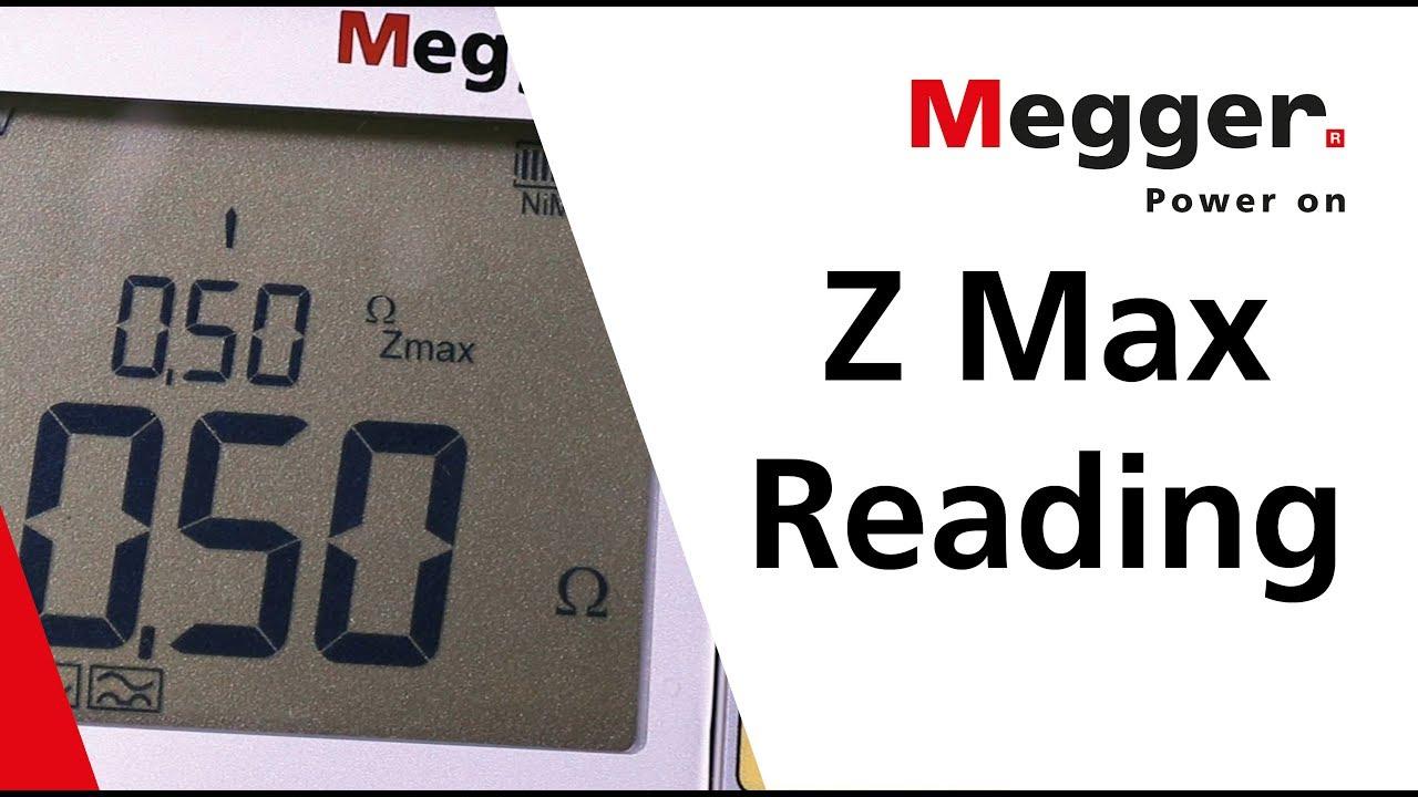 Text - MEGGER MFT 1741+