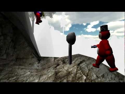 Slendytubbies v2 | KARAOKE!!! y bug twinky levitador!!!