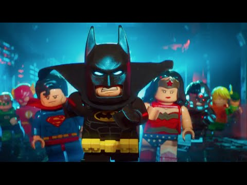The LEGO Batman Movie - Wayne Manor | official trailer #2 US (2017)