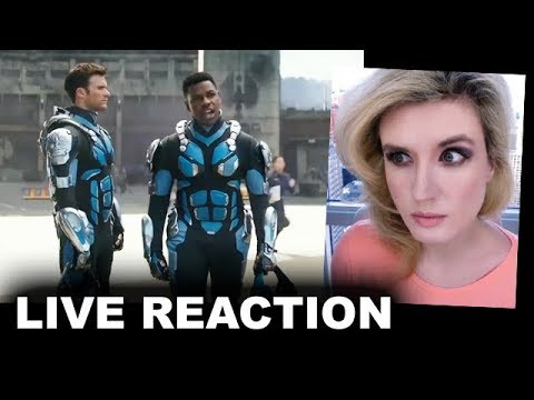 Pacific Rim Uprising Trailer 2 REACTION