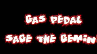 Gas Pedal - Sage The Gemini ft iamsu! ( j12 Dance)