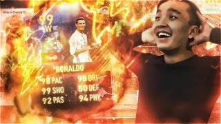 FIFA 17 ОБЗОР TOTY RONALDO 99