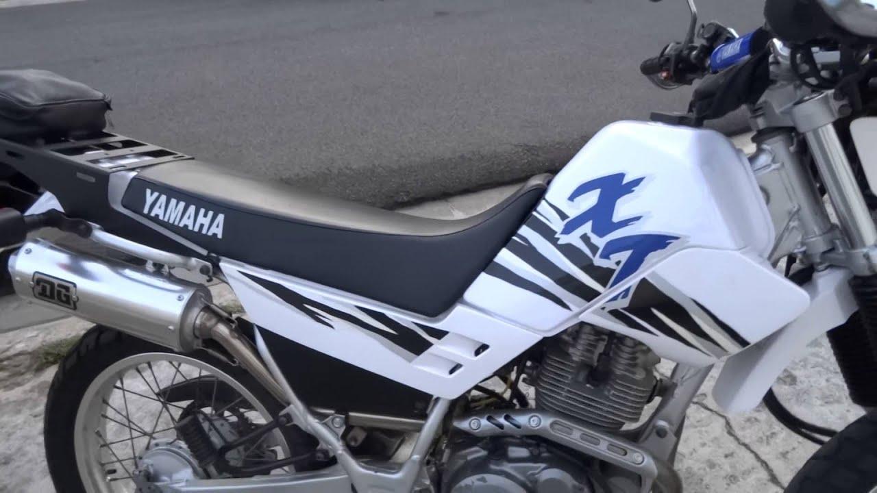 Yamaha Xt Review
