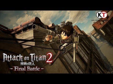 Attack on Titan 2 Final Battle DLC Drops This Summer